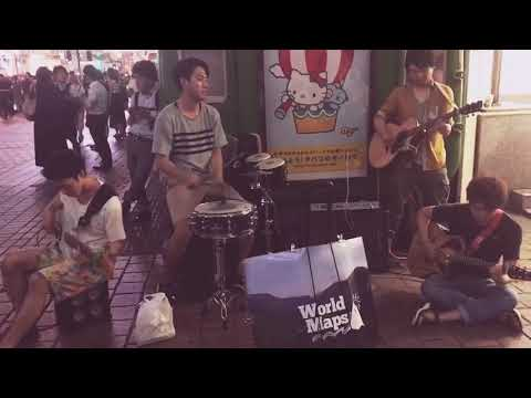 【LIVE】World Maps - 銀河鉄道999(cover)