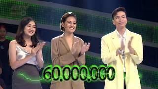 ST Sơn Thạch, Thùy Anh và Phương Lan chinh phục phần thưởng 200 triệu | NHANH NHƯ CHỚP | NNC #15