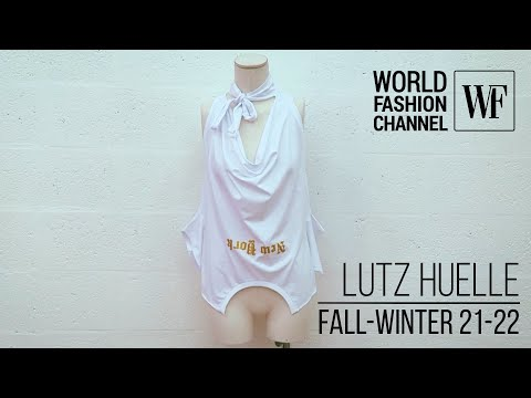 Lutz Huelle   The story of one collection   fall-winter 21-22