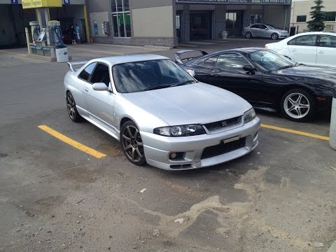 JDM Nissan Skyline R33 GTR RB26DETT, BCNR33 in Canada, Imported from Japan (SOLD)