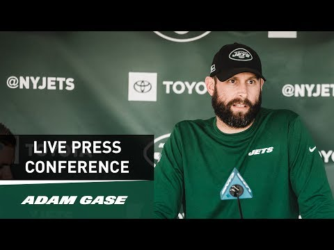 Adam Gase Press Conference (9/6) | New York Jets | NFL