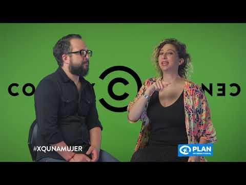 Comedy Central campaña #XQUNAMUJER