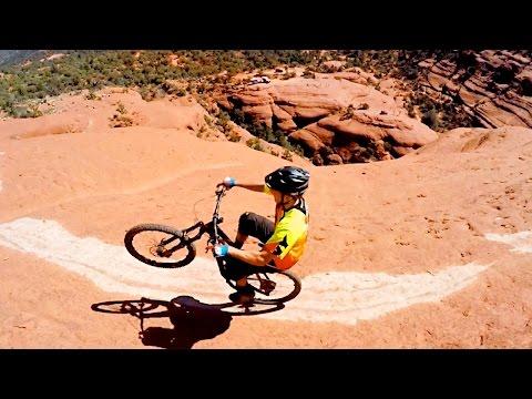 AWESOME Mountain Biking | Aure?lien FONTENOY