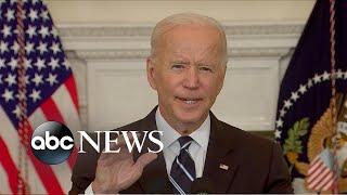 President Biden announces new COVID-19 vaccine mandates
