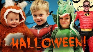 HALLOWEEN 2018 | Baby's First Halloween!