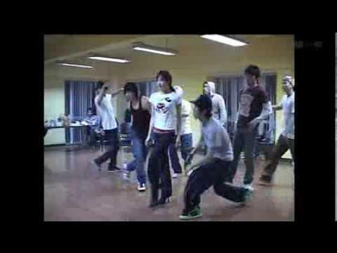 Rain and Victoria - Dance Practice (long ver.)