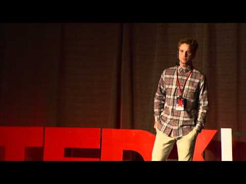 Focus Is A Muscle: Connor O'Leary At TEDxUIUC - Smashpipe Nonprofit