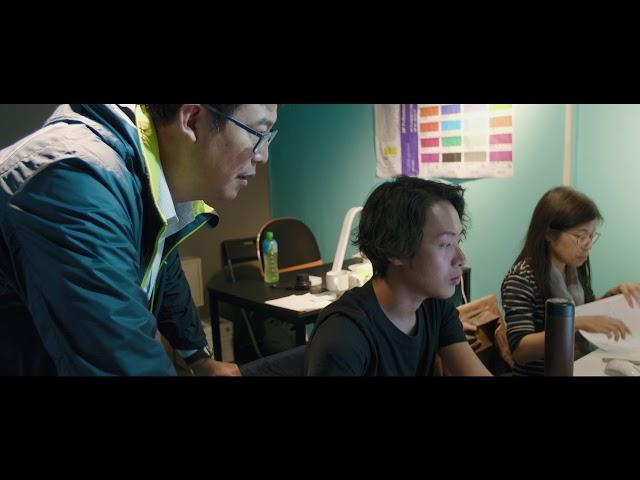 選戰最後衝刺 姚文智拍貼身紀錄片秀私下真實面