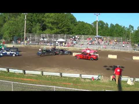 Sumpter Country Fest 2018 Autocross Heat 4 (Sunday show)