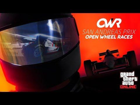 GTA Online: courses d'ultralégères
