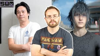 FFXV DLC CANCELLED And Hajime Tabata Resigns From Square Enix - What Is Going On?!