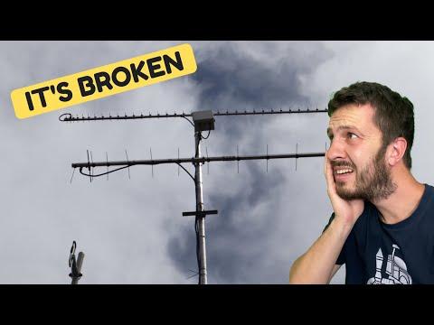 My Antenna Broke...