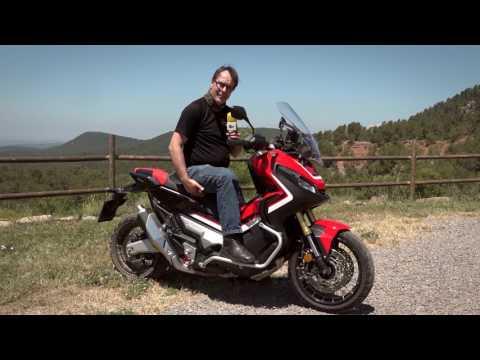 Motosx1000 : Test a Fondo Honda X-ADV