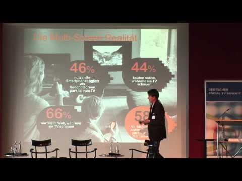 Vortrag: Bedeutung des Second Screen für Werbetreibende