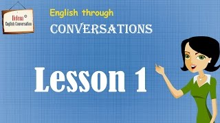 English through conversations - Intermediate Level - Lesson 1: Checking in a Guest