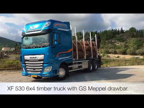 DAF Trucks news