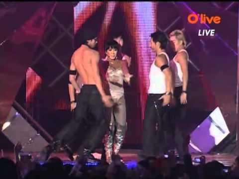 嚴正花Uhm Jung Hwa엄정화 - House Mix Live (Perfect Performance)