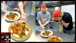 HOTTEST CHINESE FOOD ON THE PLANET!! | Amerasia Kung Food!