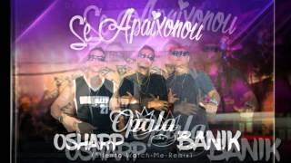 MC OPALA -   BANIK E O SHARP - SE APAIXONOU -  (Silentó WatchMe Remix) - MÚSICA NOVA 2016