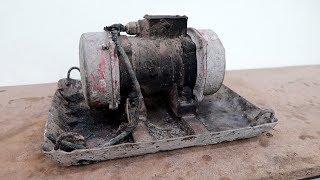 Construction Tools Restoration // Rehibilitate Of Concrete Vibrators | Restoration Perfectly