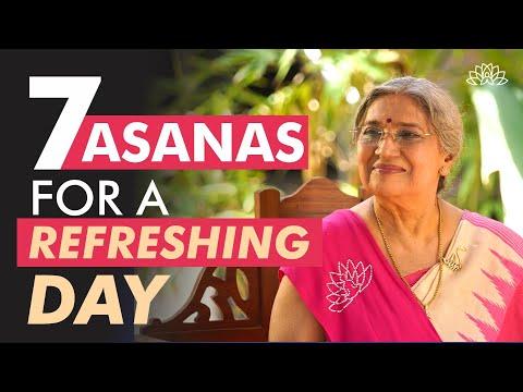 7 Yoga Asanas to Perform daily for Better Health | Dr. Hansaji Yogendra