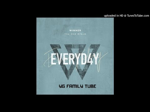 [Full Audio] WINNER - EVERYDAY [The 2nd Album]
