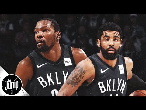 Better duo in 2020-21: LeBron-AD or KD-Kyrie? | The Jump