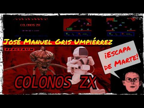 Canal Homebrew: Colonos ZX (José Manuel Gris)