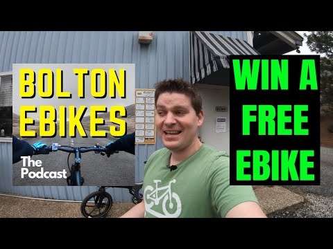Electric Bike Podcast!