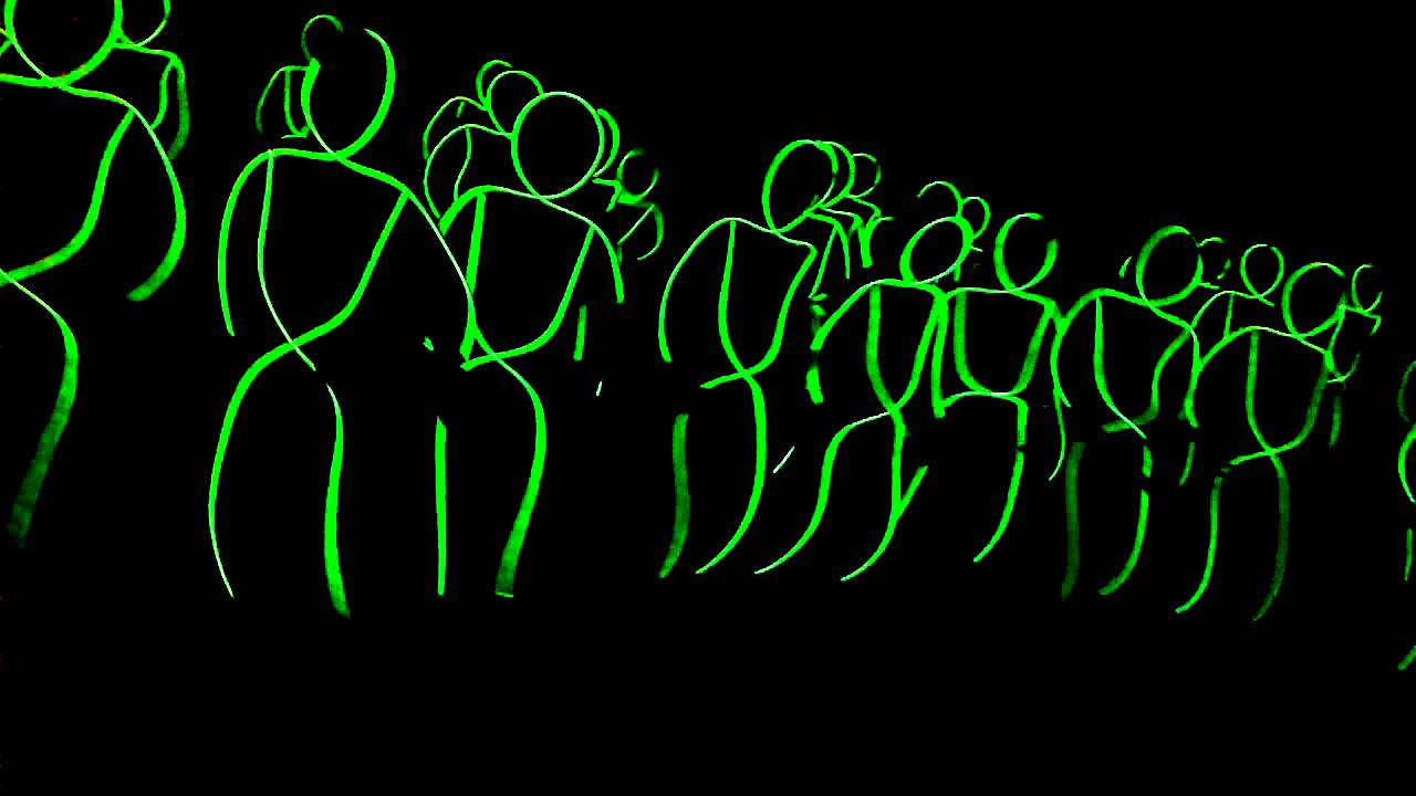 So Most Amazing Glow In The Dark Dance I Have Ever Youtube