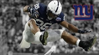 "Saquon Barkley | "" Roll In Peace "" 