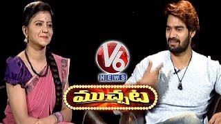 Muchata- Savitri Chit Chat With 'RX-100' Fame Kartikeya..