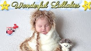 Lullaby Sleep Hushaby Super Relaxing Soft Calming ♥ Orchestral Musicbox Bedtime Music ♫ Sweet Dreams