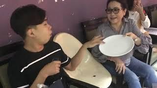 Minh Dự ham ăn bị Ns Thanh Hằng, Chí Tài, Khởi My vạch mặt