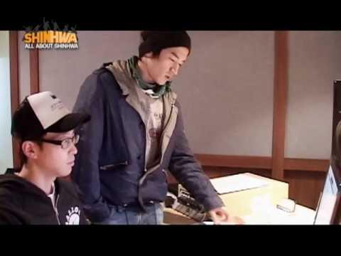 (Eng Sub) Shinhwa 9th- Making and Recording of 'RUN'