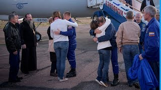 Soyuz, lancio fallito, salvi i due astronauti