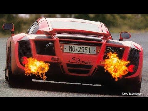 Materazzi Racconta: La Edonis e il fallimento della Bugatti italiana – Davide Cironi