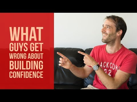 How To Be More Confident Witih Women - The Confidence Myth