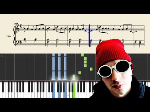 twenty one pilots: Old Song Medley (EMØTIØNAL RØADSHØW WØRLD TØUR) - Piano Tutorial