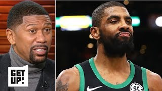 'This will be Kyrie Irving's final season with the Celtics' – Jalen Rose | Get Up!