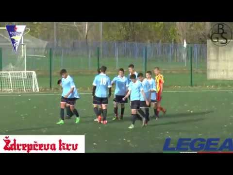 KADETSKA LIGA VOJVODINE - SEVER / FK SPARTAK ŽK - FK BORAC NS 3:0 / XlV KOLO / 17.11.2019.