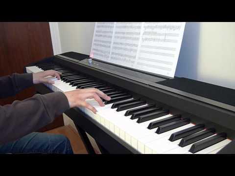 Yen-j嚴爵 (feat. Mayday五月天)【潔癖】鋼琴版 piano by CHM