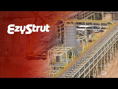 Introduction to EzyStrut - Australian Cable and Pipe Support Systems