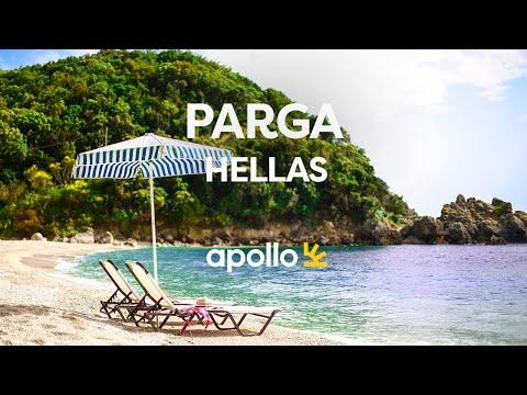 Apollos Parga i Hellas