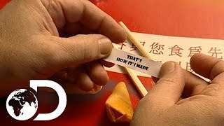 Fortune Cookies | How It's Made