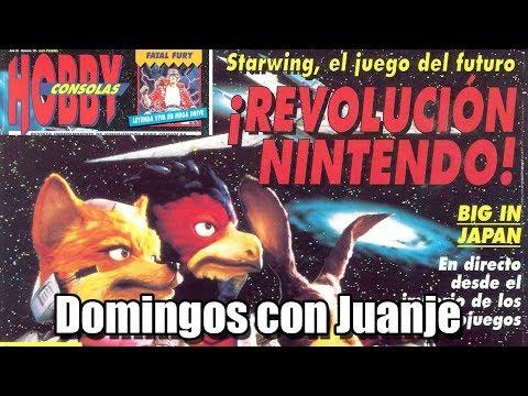 Domingos con Juanje: HOBBY CONSOLAS n19: REVOLUCION NINTENDO