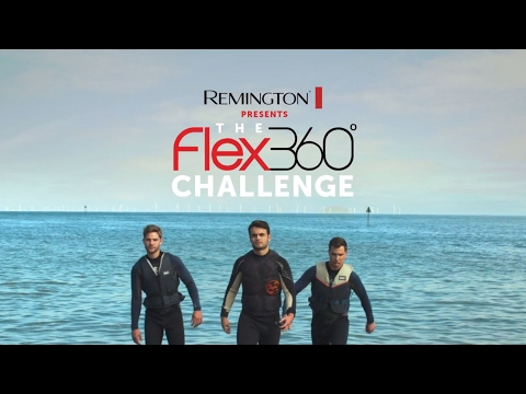 Remington Flex360° - Den våta utmaningen