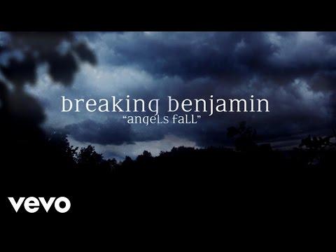Breaking Benjamin - Angels Fall (Official Lyric Video)