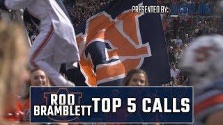 Rod Bramblett's Top 5 Calls