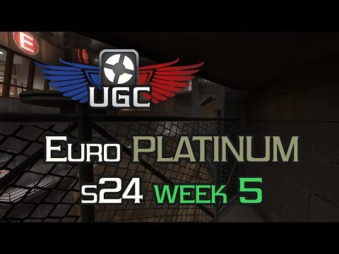 UGC EU HL S24 Plat W5: elephant vs. Fiddle eSports